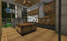 Minecraft Kitchen Furniture Minecraft Kitchen Ideas 08 Pinteres