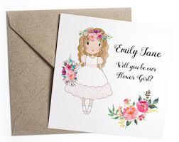 wedding wishes from bridesmaid wedding greeting cards etsy uk