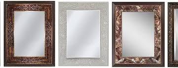 bathroom decorative mirror appealing decorative mirrors for bathrooms wall bathroom