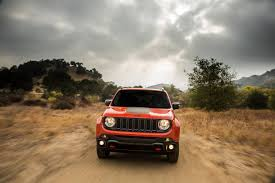 jeep renegade trailhawk orange jeep renegade speaks italian tackles trails