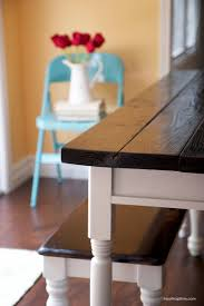 farmhouse kitchen table u2013 home design and decorating
