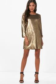 sparkling dresses for new years 20 new years sequin dresses 50 society19