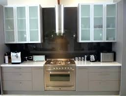 Glass Kitchen Cabinet Doors Home Depot Frosted Glass Kitchen Cabinet Doors For 32 Frosted Glass Cabinet