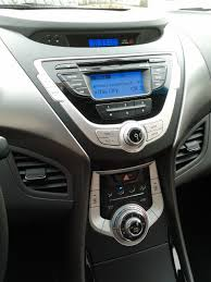 Hyundai Elentra Interior Today U0027s Rave 2012 Hyundai Elantra Interior Drive She Said