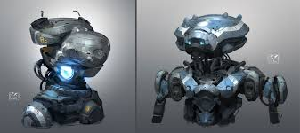 jakub javora robot sketches