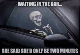 Skeleton Meme - waiting skeleton meme generator image memes at relatably com