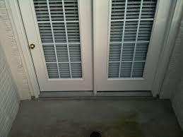 leaking basement door doityourself com community forums