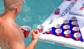 Pool Beer Pong Table by 6 Must Have Inflatable Swimming Pool Games Which Inflatable