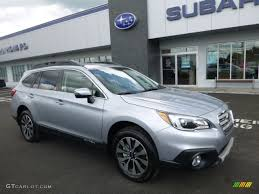 subaru outback black 2017 2017 ice silver metallic subaru outback 3 6r limited 114922717