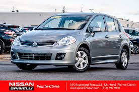 nissan sedan 2012 used 2012 nissan versa sl for sale in montreal 170728b