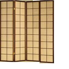tall room dividers painted screens highland 67 tall open lattice fabric 6 panel room