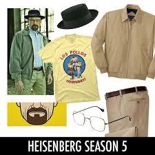Heisenberg Halloween Costume Dbh Halloween Costume Style Guide U2013 Design Humans