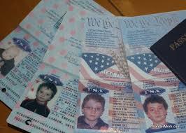 kids passports application and renewal information children passports