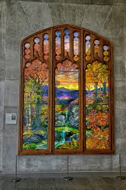 painting on glass windows more on the color orange in antique glass peachridge glass