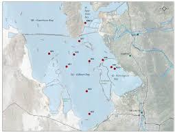 Map Of Salt Lake City Utah by Utah Deq Great Salt Lake Gsl Wq Monitoring