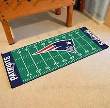 Nfl Area Rugs New Patriots Nfl Football Field Runner Cave Area Rug