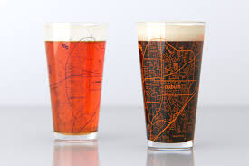 Beer Map Of Usa by Maps Barware Theuncommongreen