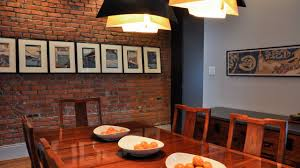 Exposed Brick Wall by Exposed Brick Walls A Modern Style Home Trend Youtube