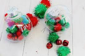 how to create jingle bell ornaments for