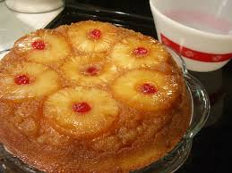 cherry hill cottage pineapple upside down cake