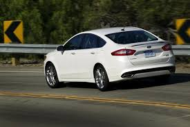 2013 ford fusion exhaust 2013 ford fusion car review autotrader