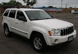 used 2006 jeep grand cherokee limited crystal mn near columbia