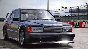 forza motorsport 4 mercedes benz 190e 2 5 16 evolution ii 1990