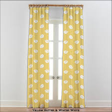 Yellow White Curtains White And Yellow Curtains Home Design Ideas And Pictures