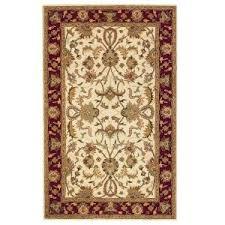 kas rugs butterfly lore beige 2 ft 6 in x 4 ft 6 in area rug