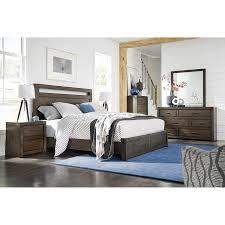 parkside 6 piece queen bedroom set