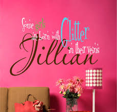 Personalized Name Wall Decals For Nursery by Wall Ideas Name Wall Art Personalized Name Wall Art For Nursery