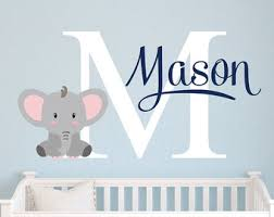 Best Wall Decals For Nursery Nursery Wall Decal Etsy