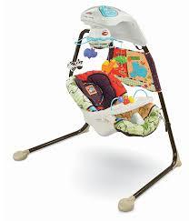 Amazon Baby Swing Chair Amazon Com Fisher Price Cradle U0027n Swing Luv U Zoo Discontinued