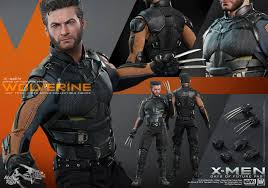 Excepcional Action Figure Insider » Hot Toys Debuts X-Men: DOFP: 1/6th scale  @MP47