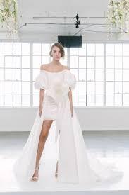 ethereal wedding dress wedding dresses marchesa bridal fall 2018 inside weddings