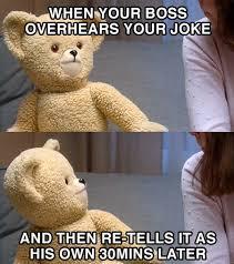 Snuggle Bear Meme - austin muncy art director