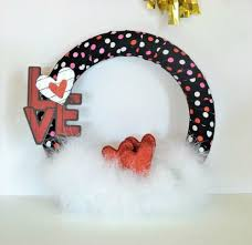 dress your door for valentine u0027s with these 20 beautiful wreaths