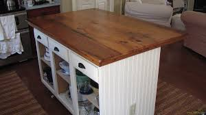 Tiled Kitchen Island by Wood Prestige Plain Door Frosty White Top Kitchen Island