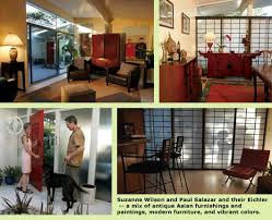 Asian Modern Furniture by East Meets West Asian Aesthetic Eichler Network