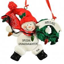 granddaughter grandson ornaments gifts