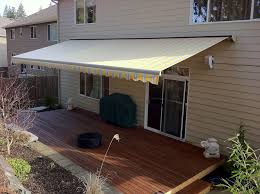 Outdoor Retractable Awnings Retractable Awnings Houston Tx