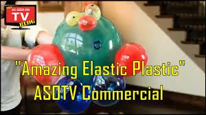 big plastic balloons amazing elastic plastic as seen on tv commercial buy amazing