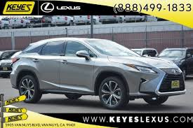 lexus of nuys 2017 lexus rx 350 for sale nuys ca