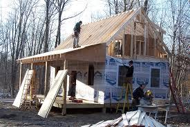 x32 cabin w loft plans package blueprints material list adirondack cabin plans loft studio design best building plans