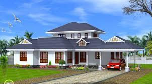 Single Story Houses Kerala Single Story House Model Home Design