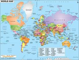 world map with country names image endonym map world map of country names in their local languages