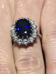 kate wedding ring kate middleton engagement ring spurs sapphire sales