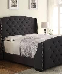 stylish tufted headboard and footboard king tufted bed headboard
