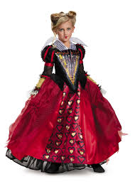 red queen costume movie costumes
