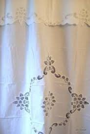 Lace Shower Curtains Sheer Lace Shower Curtain With Valance Designing Inspiration Sheer Blue